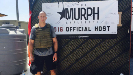 Murph Challenge